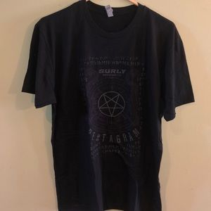 NWOT Men's Next Level Brand Surly Brewing Co Shirt